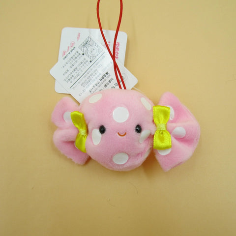 Mini Candy Plush Keychain