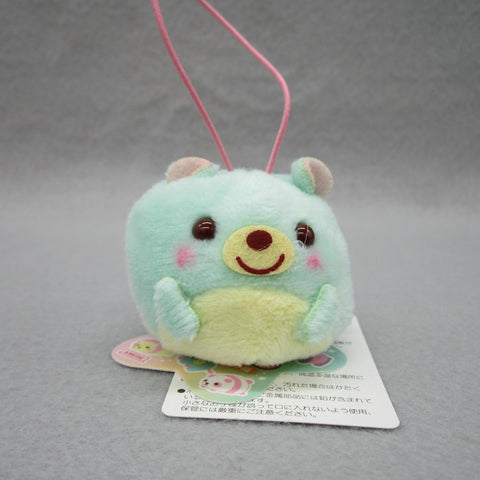 Mini Bear Plush Keychain
