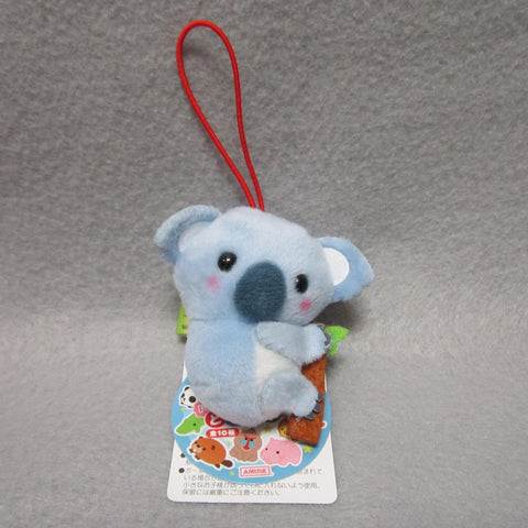Mini Koala Plush Keychain