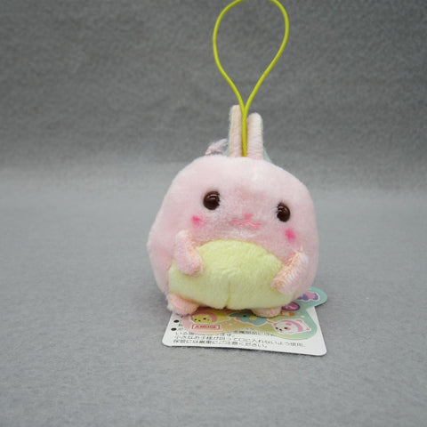 Mini Rabbit Plush Keychain