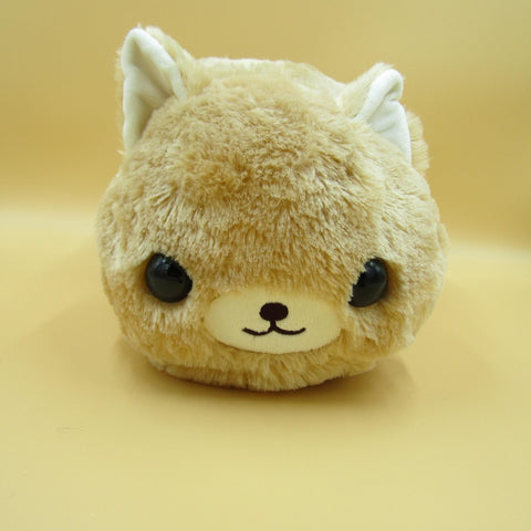 Tsuchineko Fuwa Fuwa Cat Plush (Somali)