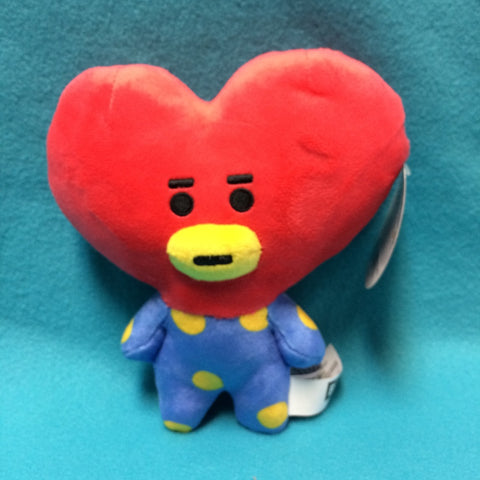 "Kpop - BTS BT21 6"" Plush - Tata"