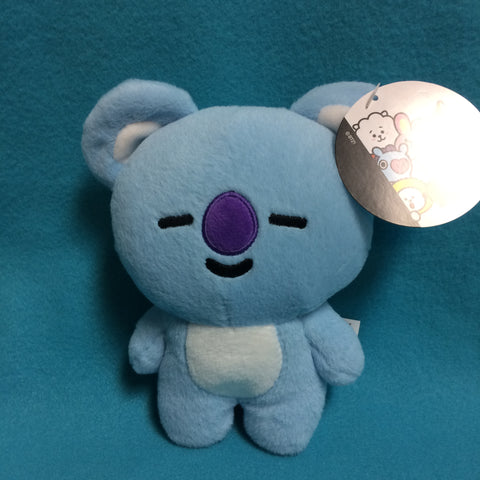 "Kpop - BTS BT21 7"" Plush - Blue"