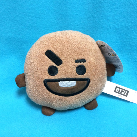 "Kpop - BTS BT21 7"" Plush - Brown"