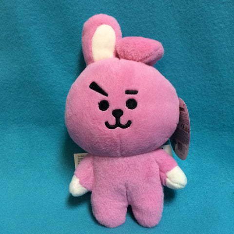 "Kpop - BTS BT21 7"" Plush - Pink"