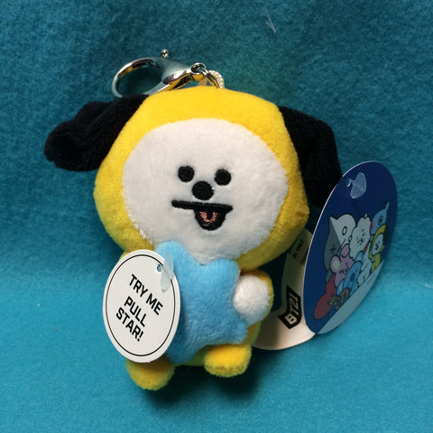 "Kpop - BTS BT21 6"" Plush KeyChain - Chimmy"