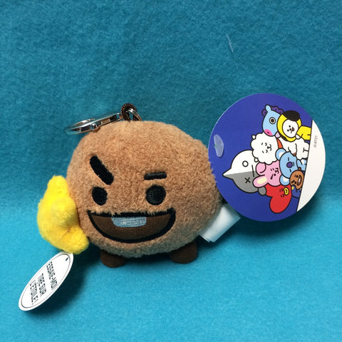 "Kpop - BTS BT21 6"" Plush KeyChain - Shooky"
