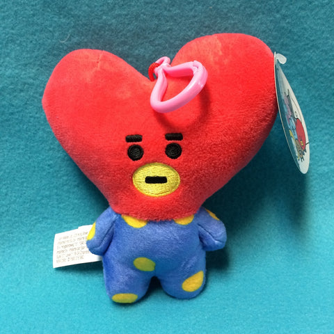 "Kpop - BTS BT21 5"" Plush - Tata"