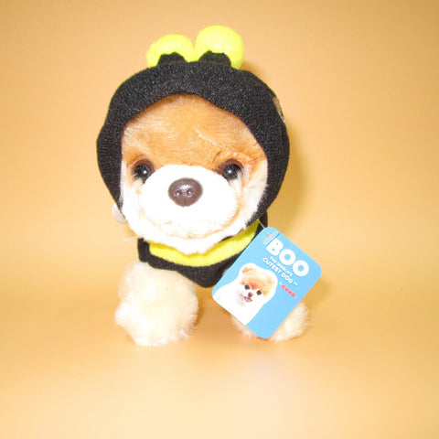 Boo - the World's Cutest Dog (5 In) Bumblebee