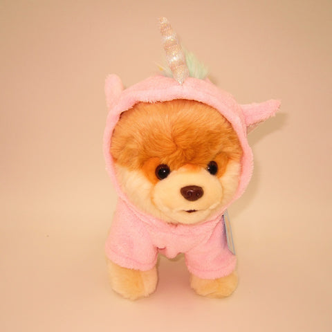 Boo - the World's Cutest Dog (9 In) - Unicorn