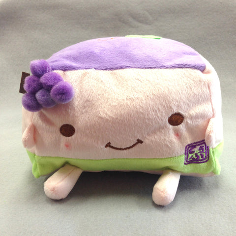 Tofu Plush (Grape)