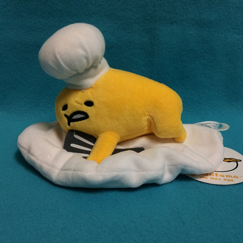 Gudetama with Chef's Hat 8""