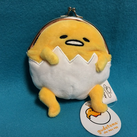 Gudetama Coin Purse 5""