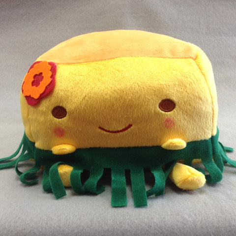 Tofu Plush (Hawaiian)