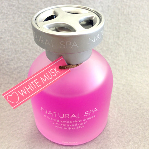 Natural Spa White Musk