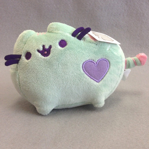 "Pusheen Plush -  6"" Pastel Mint"