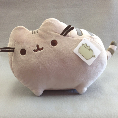 "Pusheen Plush - 12"" (Grey)"