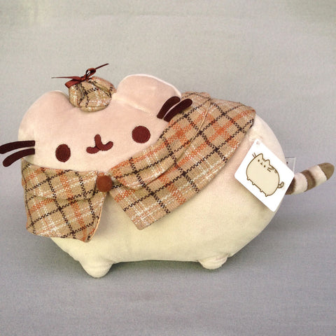 "Pusheen Plush - 13"" (Detective)"
