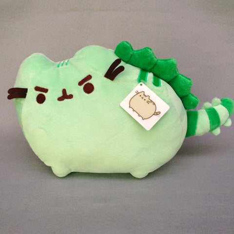 "Pusheen Plush - 13"" (Dinosaur)"