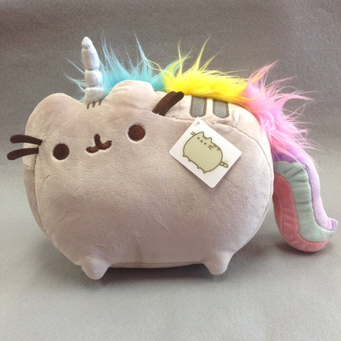 Pusheen Plush 13in (Unicorn)