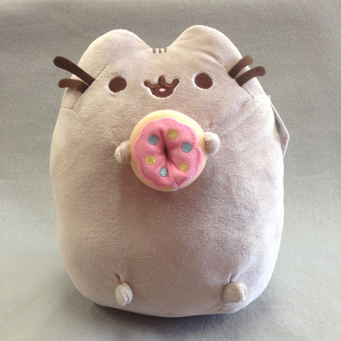 Pusheen Plush 9.5in (Donut)
