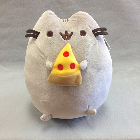 "Pusheen Plush - 10"" (Pizza)"