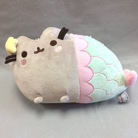 "Pusheen Plush - 12"" (Mermaid)"