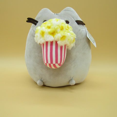 Pusheen Plush 9.5in (Popcorn)