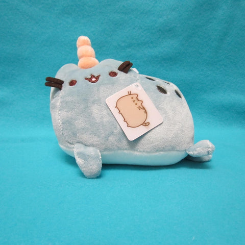 Pusheen Clip - Narwhal 5""