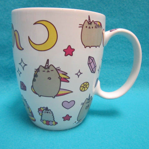 Pusheen Cup -12 oz ONIM Magical
