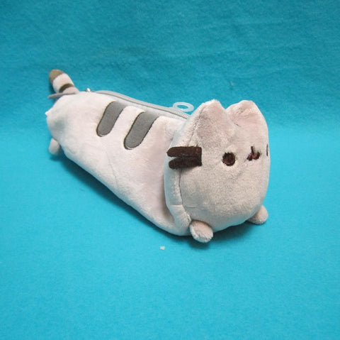 Pusheen Accessory Case - Grey 8.5""