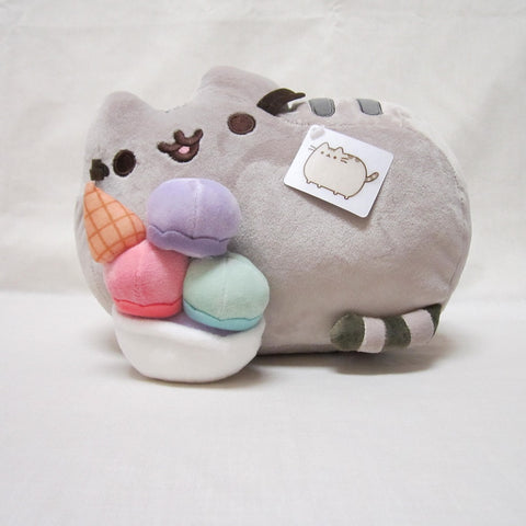 "Pusheen Plush - 12"" Snackable Sundae"