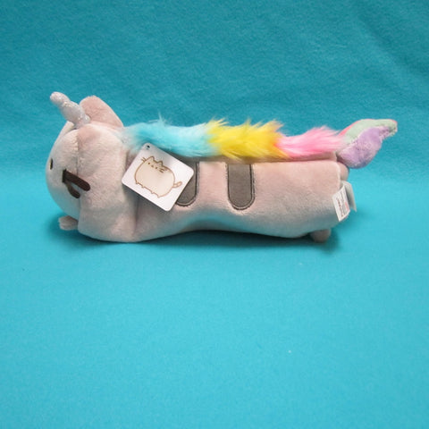 Pusheenicorn Pencil Case Plush 8.5""