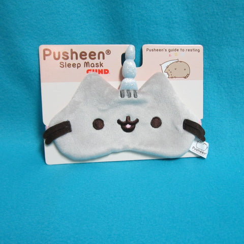 Pusheen Sleep Mask - Pusheenicorn