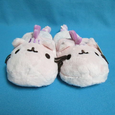 Pusheen Slipper Pusheenosaurs - Pink