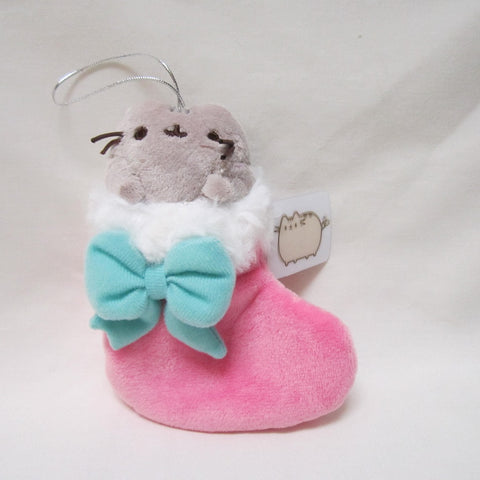 Pusheen Christmas Stocking Ornament