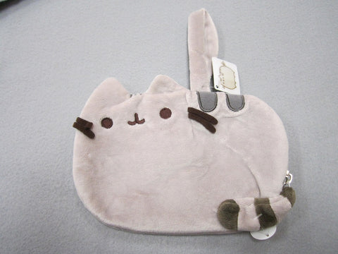 Pusheen Plush Wristlet