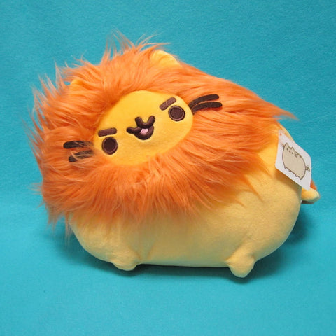 "Pusheen Plush - 13"" (Lion)"