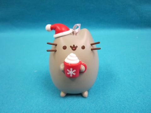 Pusheen Christmas Ornament - Santa