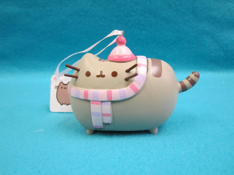 Pusheen Christmas Ornament - Winter