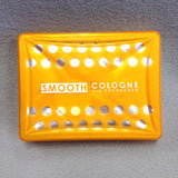 Smooth Cologne Fruit Soap w sticky pad