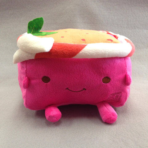 Tofu Plush (Strawberry Cake)