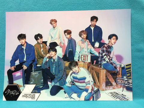 Stray Kids Poster Set V1 - Style 11