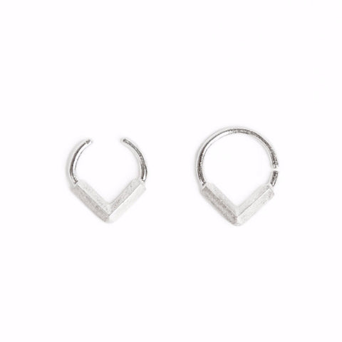 sterling silver SEPTUM RING by ADI LEV design