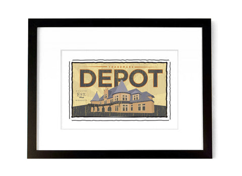 The Depot - <br>Duluth, Minnesota