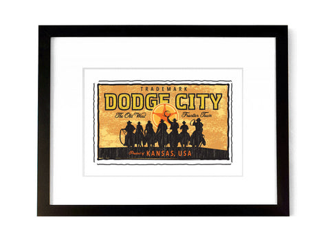 Dodge City - <br>Kansas, USA
