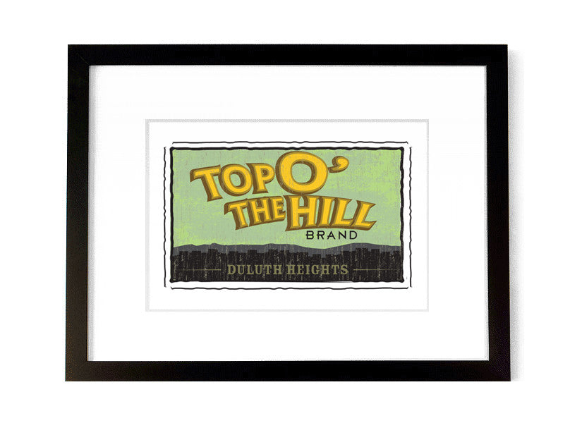 Top O The Hill Duluth Heights - <br>Duluth, Minnesota