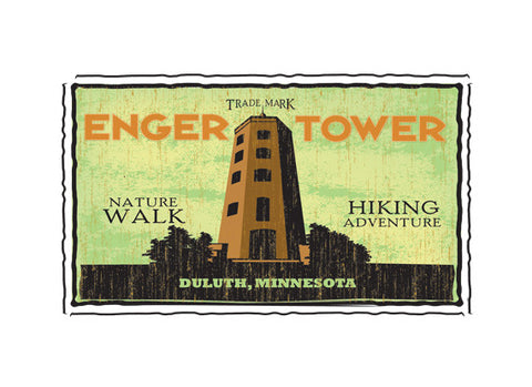 enger tower fruit crate labels
