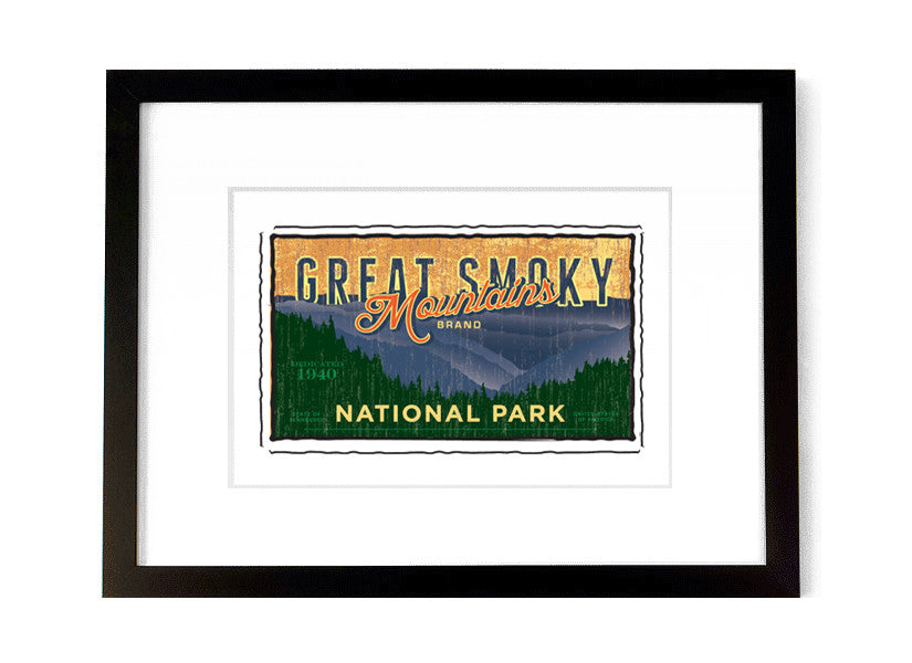 Great Smoky Mountains National Park - <br>Tennesee, USA