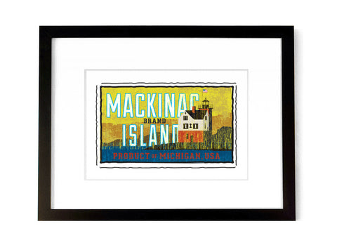 Mackinac Island - <br>Michigan, USA